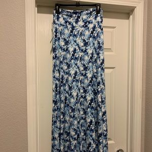 Market and Spruce maxi skirt